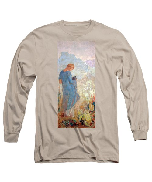 Redon's Pandora Long Sleeve T-Shirt by Cora Wandel