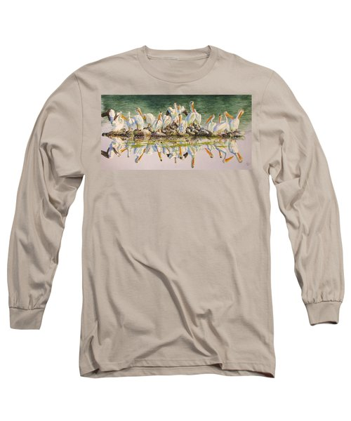 Standing Room Only Long Sleeve T-Shirt