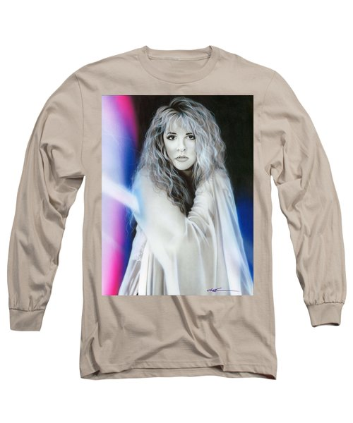 Stevie Nicks Long Sleeve T-Shirt