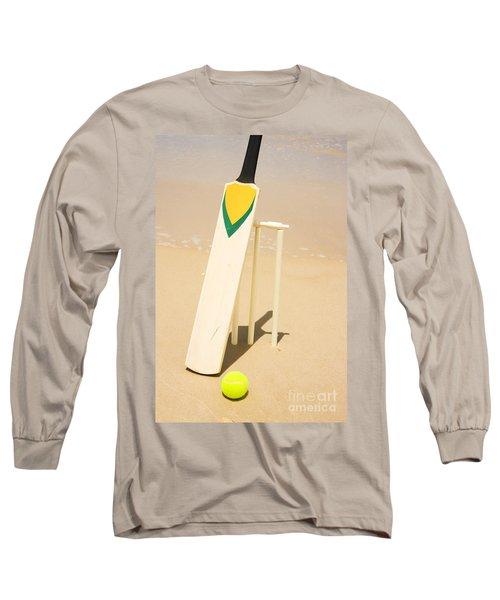 Summer Sport Long Sleeve T-Shirt by Jorgo Photography - Wall Art Gallery