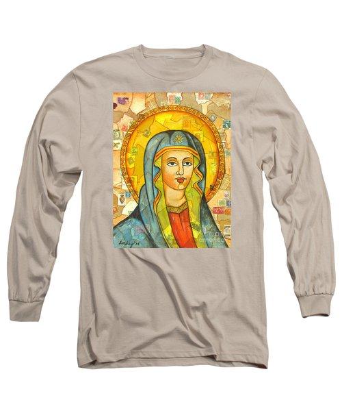The Virgin Long Sleeve T-Shirt by Joseph Sonday