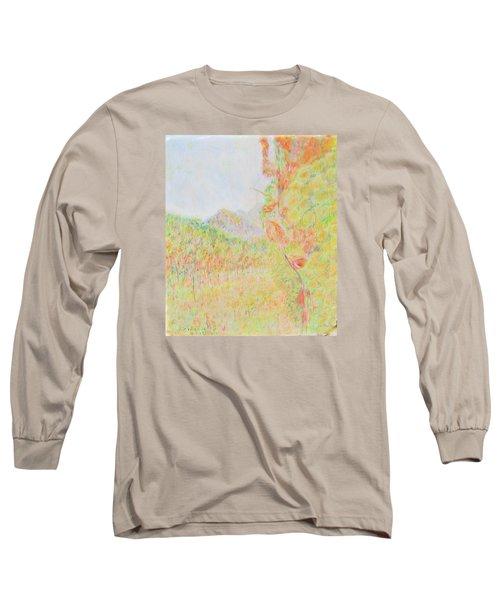 California Vineyard Long Sleeve T-Shirt