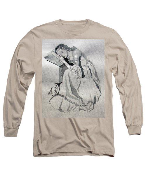 Slumber Long Sleeve T-Shirt