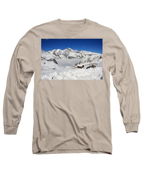 Austrian Mountains Long Sleeve T-Shirt