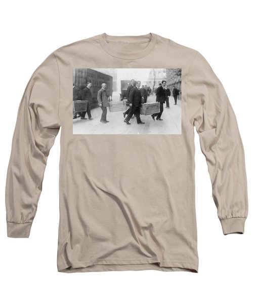 Germany Inflation, 1923 Long Sleeve T-Shirt by Granger