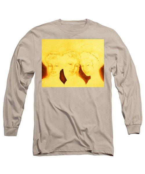 3 Graces Long Sleeve T-Shirt