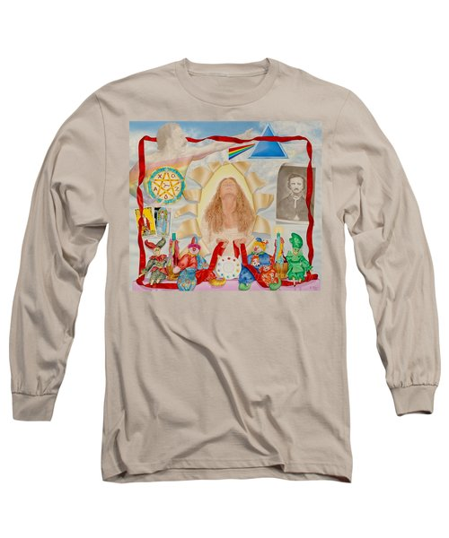 Invocation Of The Spectrum Long Sleeve T-Shirt