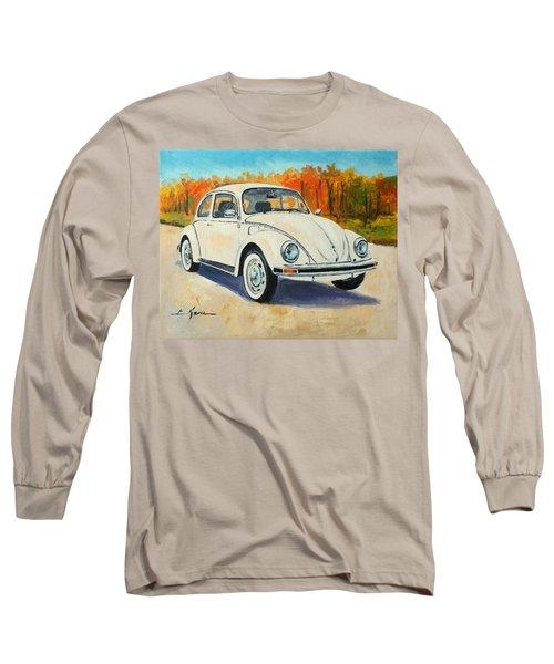 Vw Beetle Long Sleeve T-Shirt