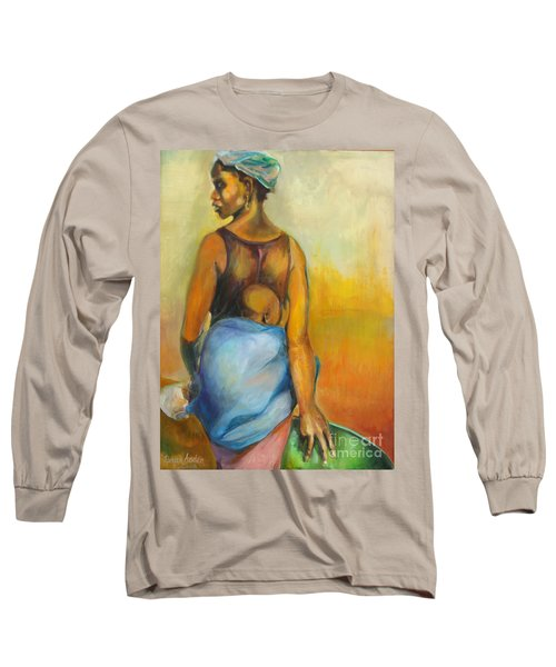 Wash Day Long Sleeve T-Shirt
