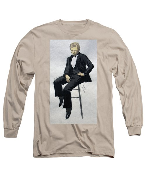 Gatsby Study 3 Long Sleeve T-Shirt