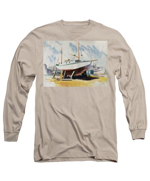The Shipyard Long Sleeve T-Shirt
