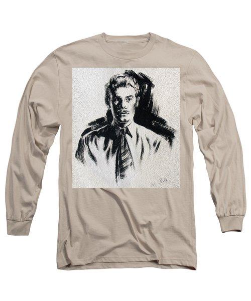 Secret Agent Study 1 Long Sleeve T-Shirt