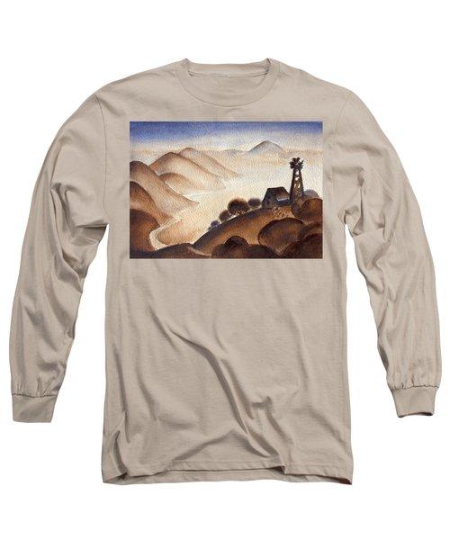 Americana Homeland Long Sleeve T-Shirt