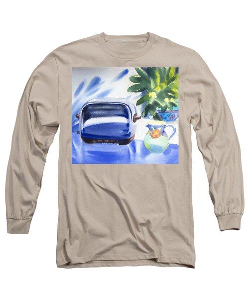 Still Study 1 Long Sleeve T-Shirt