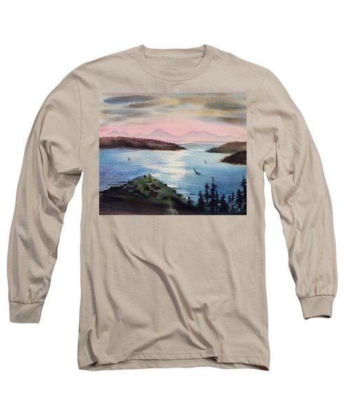 Pacific Northwest Long Sleeve T-Shirt