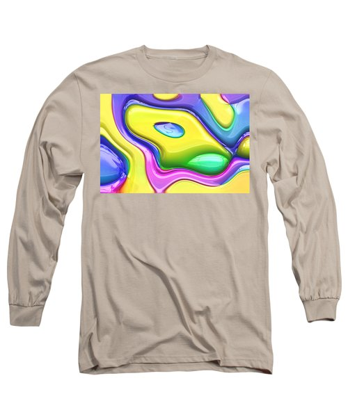 Abstract Series 16 Long Sleeve T-Shirt