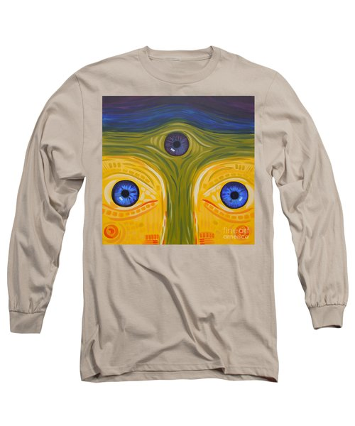 3eyes2c Long Sleeve T-Shirt