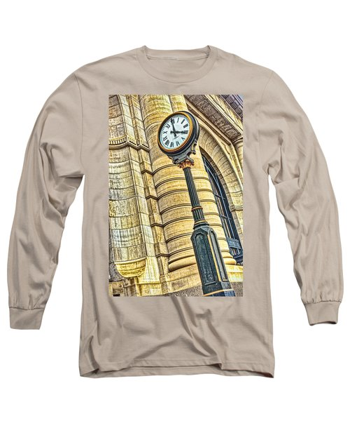 4 O'clock Train Long Sleeve T-Shirt