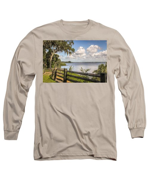 Philippe Park Long Sleeve T-Shirt