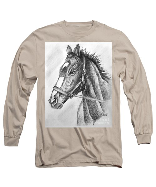 Rachel Alexandra Long Sleeve T-Shirt