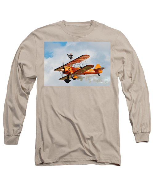 Breitling Wingwalkers Team Long Sleeve T-Shirt