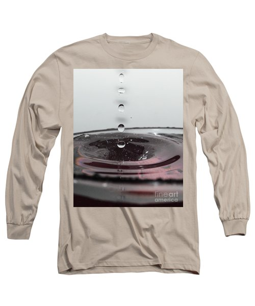 5 Water Drops Long Sleeve T-Shirt