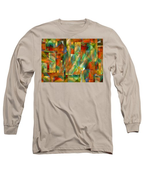 53 Doors Long Sleeve T-Shirt by RC deWinter