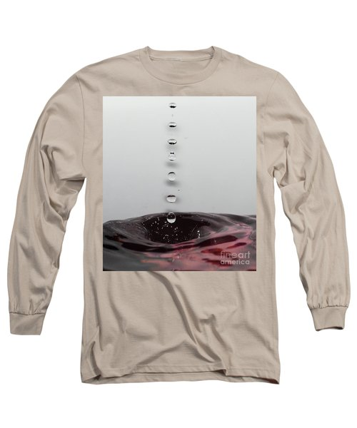 7 Water Drops Long Sleeve T-Shirt