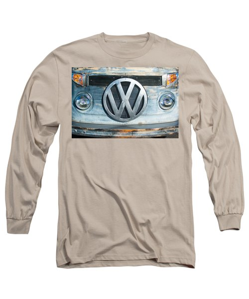 Volkswagen Vw Emblem Long Sleeve T-Shirt