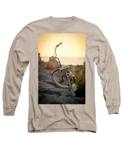 A Bike And Chi Long Sleeve T-Shirt