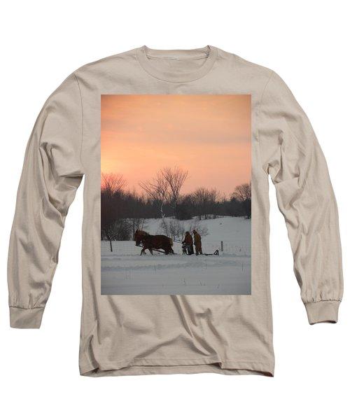 A Breath Of Fresh Air Long Sleeve T-Shirt