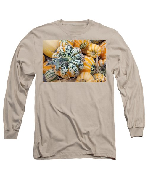 A Carnival Of Squash Long Sleeve T-Shirt