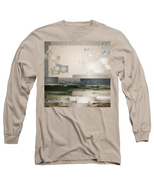 A Cloudy Day Long Sleeve T-Shirt