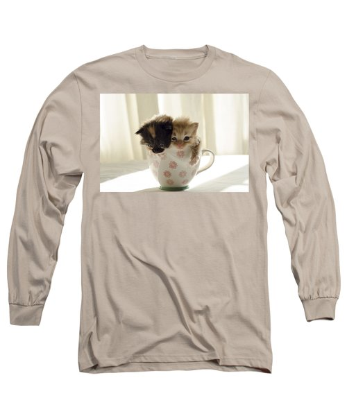 A Cup Of Cuteness Long Sleeve T-Shirt