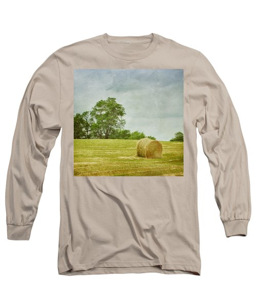 A Day At The Farm Long Sleeve T-Shirt