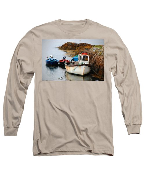 A Fishing We Will Go Long Sleeve T-Shirt