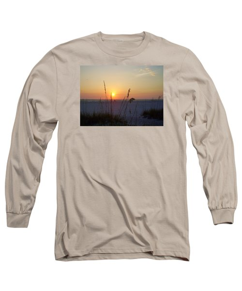 A Florida Sunset Long Sleeve T-Shirt