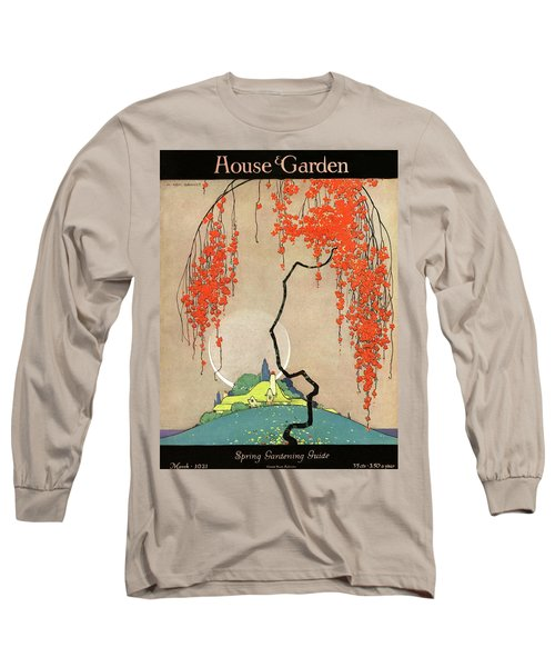 A Flowering Tree Long Sleeve T-Shirt