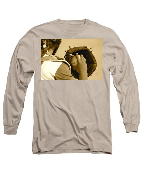 A Game Of Catch Long Sleeve T-Shirt