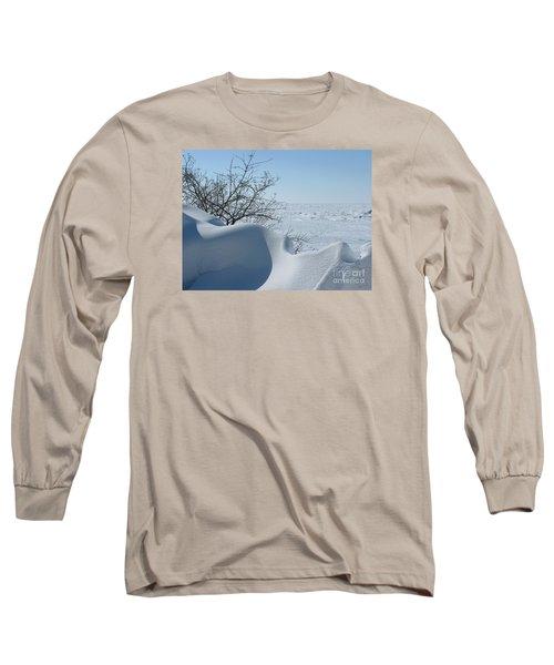 Long Sleeve T-Shirt featuring the photograph A Gentle Beauty by Ann Horn