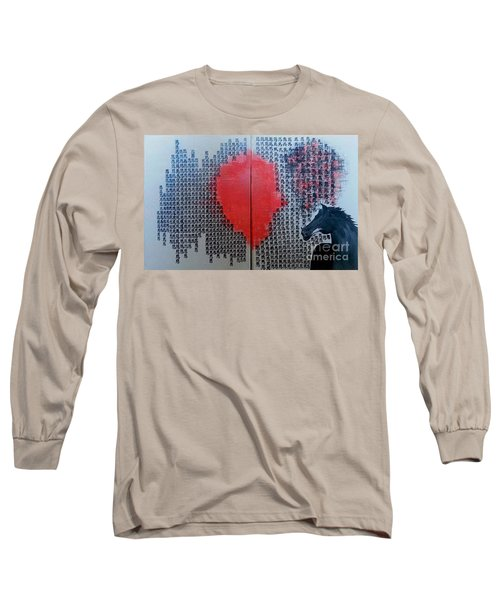 A Glance Of The Wind Long Sleeve T-Shirt