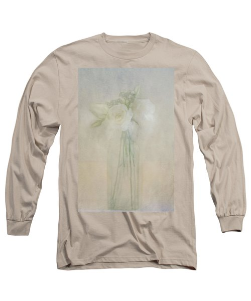 A Glimpse Of Roses Long Sleeve T-Shirt