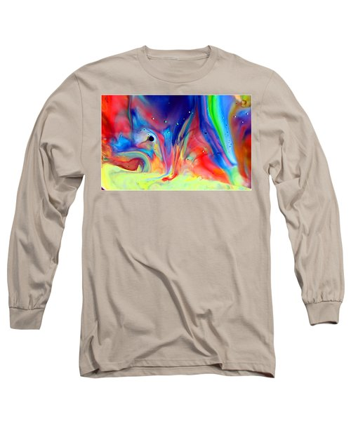 A Higher Frequency Long Sleeve T-Shirt