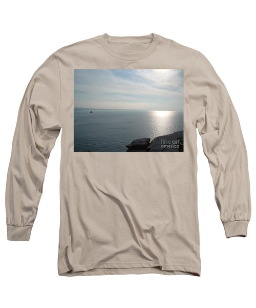 A King's View Long Sleeve T-Shirt by Richard Brookes