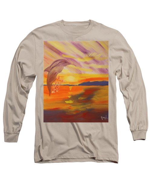 A Leap Of Joy Long Sleeve T-Shirt