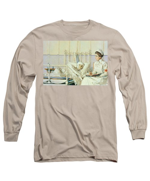 A Letter To Mother Long Sleeve T-Shirt