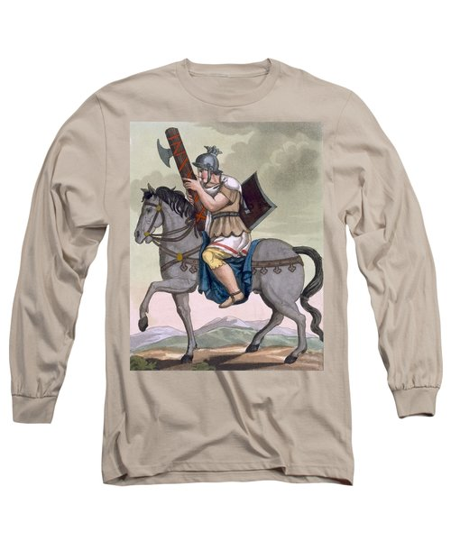 A Military Lictor Of The Cavalry Long Sleeve T-Shirt