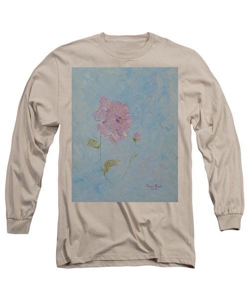A Mother's Love Long Sleeve T-Shirt by Judith Rhue