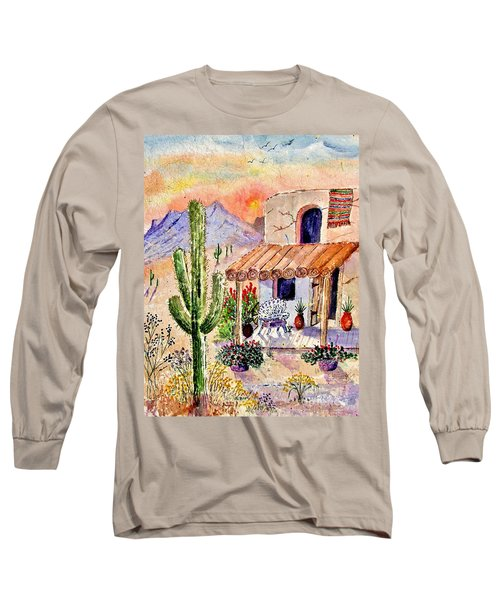 A Place Of My Own Long Sleeve T-Shirt
