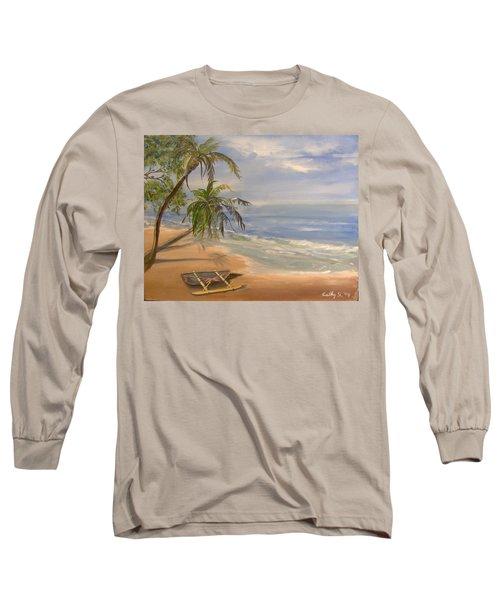 A Quiet Place Long Sleeve T-Shirt
